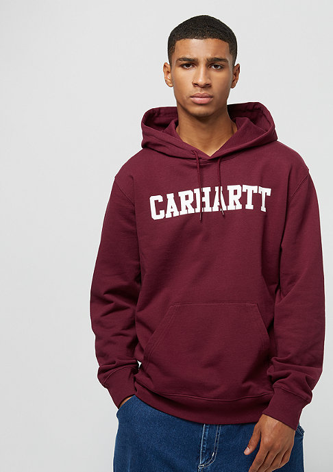 Carhartt WIP College mulberry/ gold