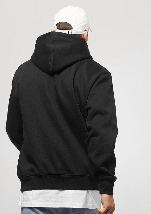 Carhartt WIP Hooded Carhartt Sweatshirt black/white