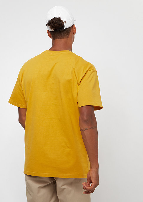 Carhartt WIP S/S Chase quince/gold