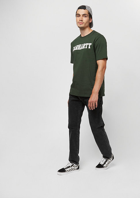 Carhartt WIP S/S College loden/white