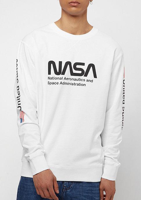 Mister Tee NASA US white