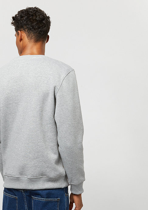 Alpha Industries Basic Sweater grey heather