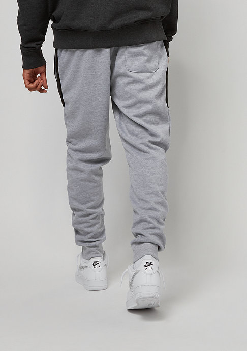 Southpole Color Block Tech Jogger heather grey