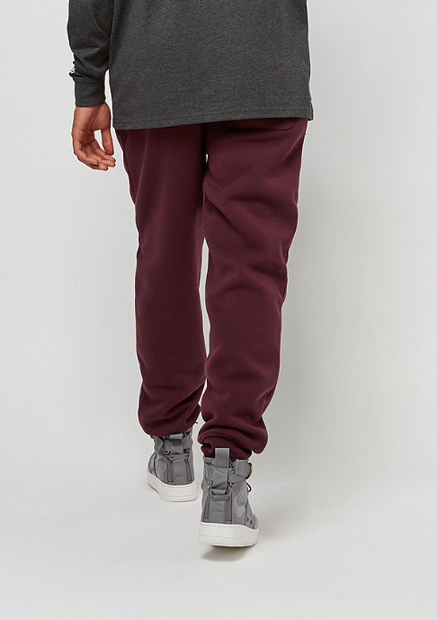 Southpole Essential burgundy