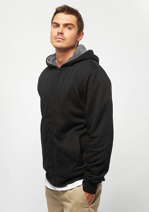 Urban Classics Sherpa Lined black/grey