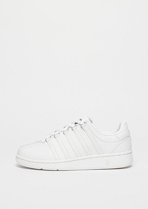 K-Swiss Classic VN Heritage white/classic blue/ribbon red