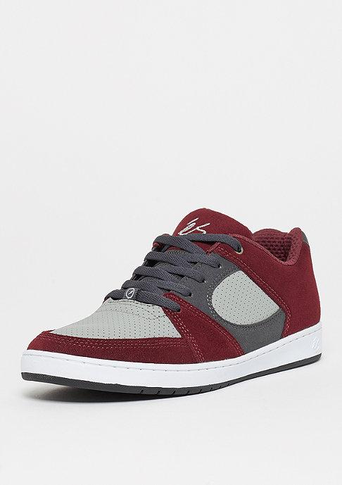eS Accel Slim red/grey