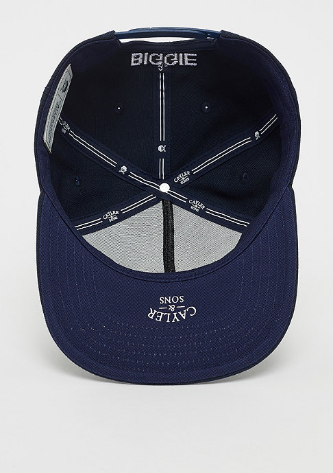 Cayler & Sons C&S WL Constructed Cap navy/mc