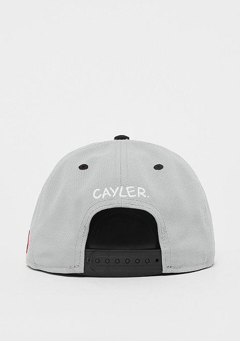 Cayler & Sons C&S WL Savings Cap grey/black