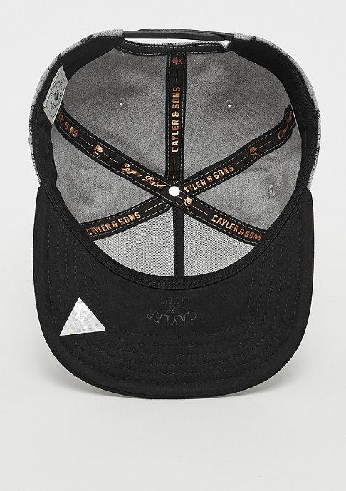 Cayler & Sons C&S CL Vibin Cap grey/black