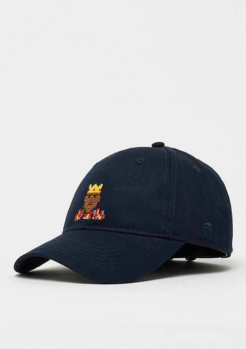 Cayler & Sons C&S WL Constructed Curved Cap nvy/mc