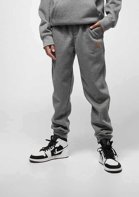 JORDAN Junior Metal Man carbon heather