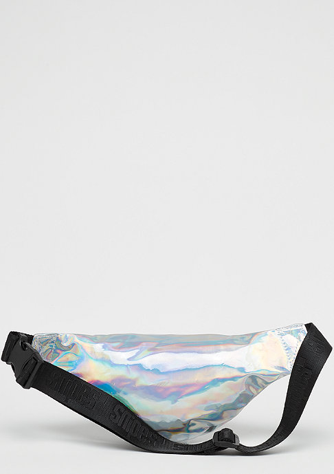 SNIPES Transparent Hip Bag rose/white