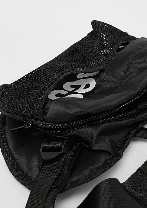 SNIPES Mesh Shoulder Bag 3.0 black