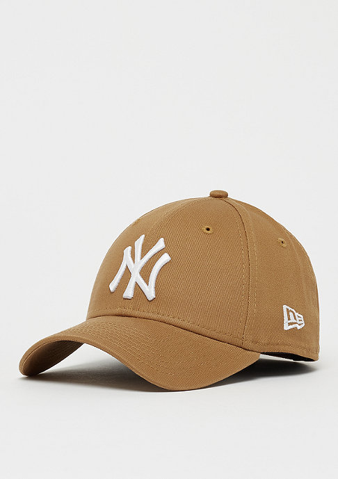New Era 9Forty MLB New York Yankees Essential wheat/opc white