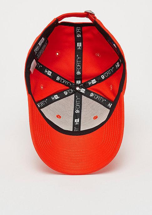 New Era 9Forty MLB New York Yankees Essential orange/opc white