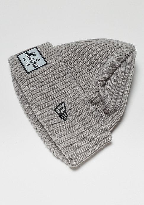 New Era Long Knit Winter Utility Short gray/gray