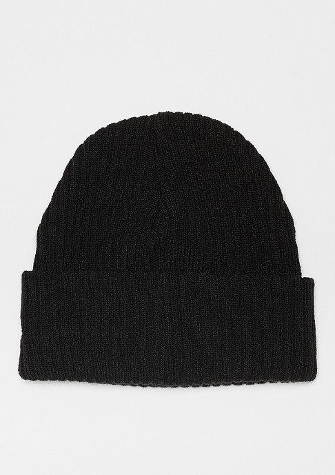 New Era Long Knit Winter Utility Short black/optic white