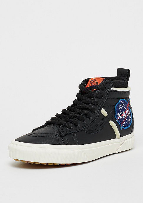 VANS SK8-Hi 46 MTE Space Voyager NASA/black