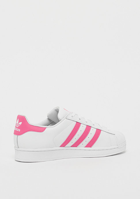 adidas Superstar ftwr white/clear pink/clear pink