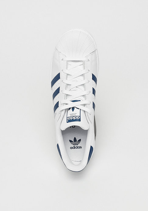 adidas Superstar J ftwr white/ftwr white/legend marine