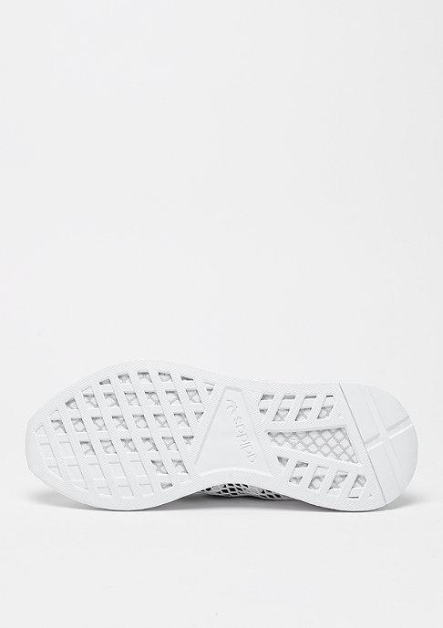 adidas Running Deerupt Runner ftwr white/coreblack/grey two F17