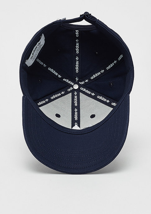 adidas Baseball Cap Classic Trefoil collegiate navy/white