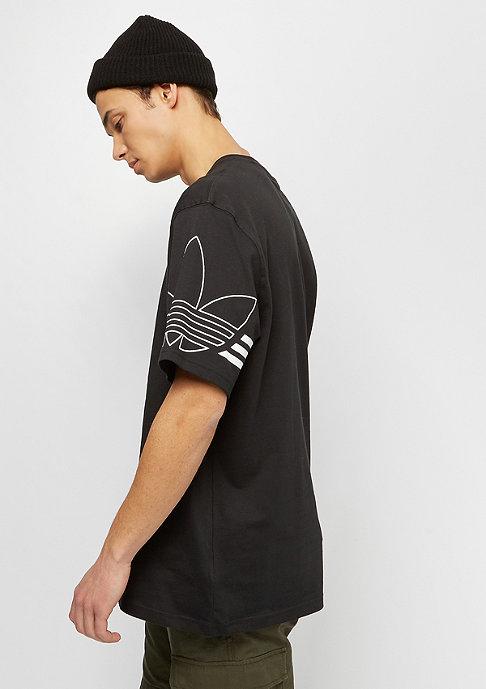 adidas Outline Tee black