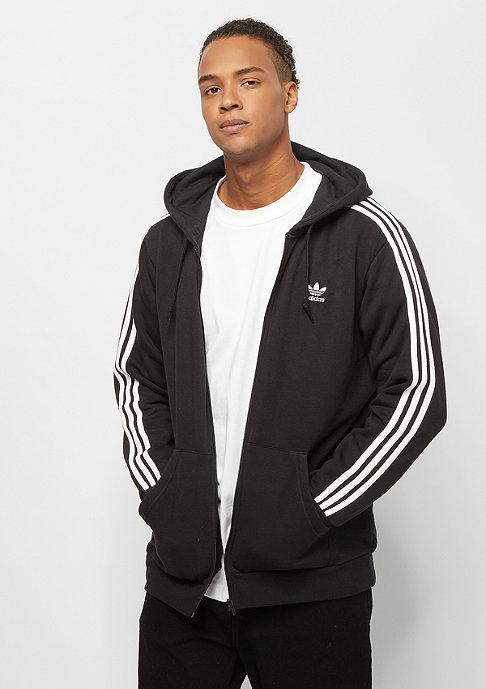 adidas 3-Stripes FZ black
