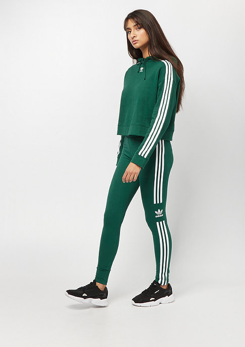 adidas Cropped collegiate green