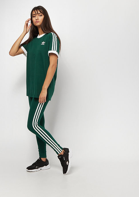 adidas 3 Stripes collegiate green