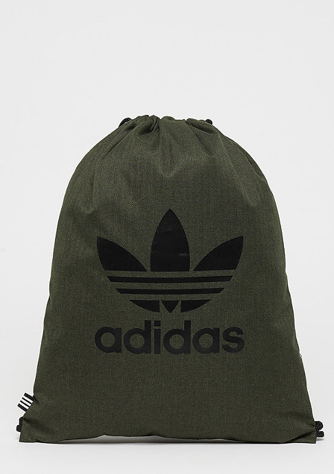 adidas Gymsack Casual night cargo/black