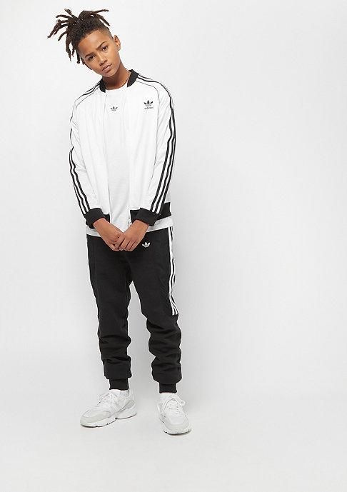 adidas Junior Outline white/black