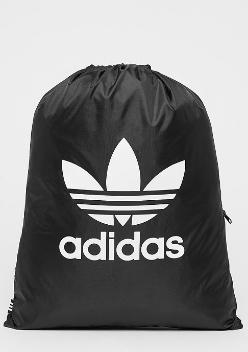 adidas Gymsack Trefoil black/night cargo