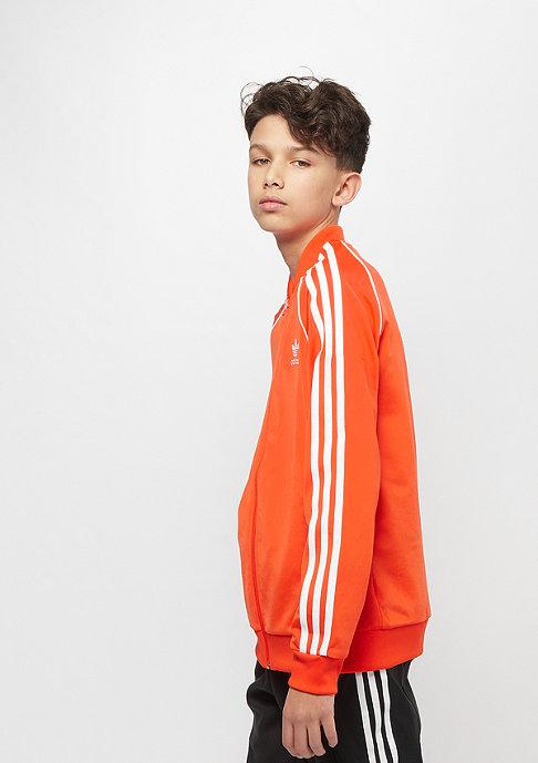 adidas Superstar Top active orange/white