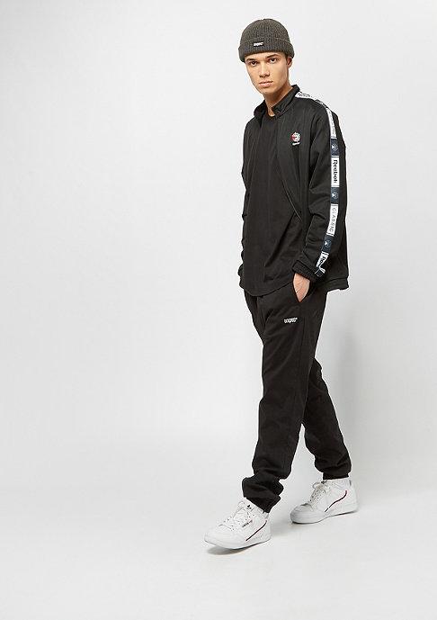 Reebok CL Taped black