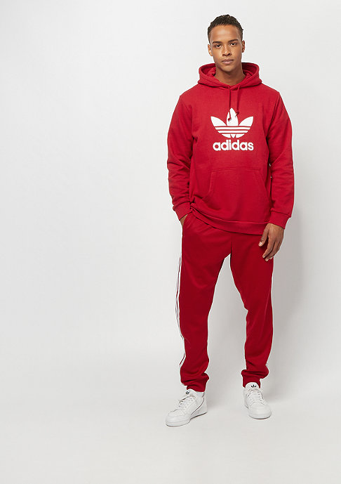 adidas Trefoil power red