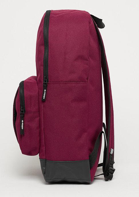 adidas Classic Premium Essential collegiate burgundy