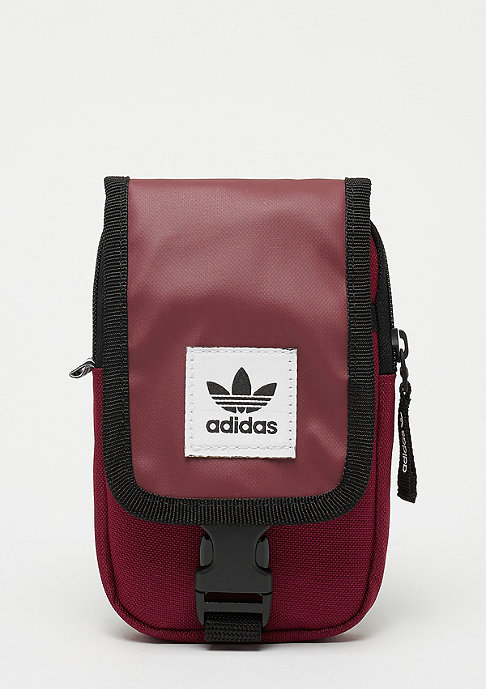 adidas Map Bag Premium Essential collegiate burgundy