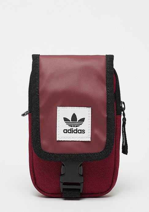 adidas Map Bag Premium Essential collegiate burgundy
