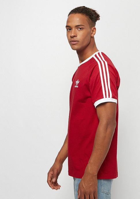 adidas 3-Stripes power red