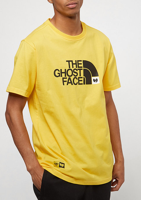 Pelle Pelle The Ghostface yellow