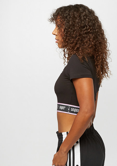 SNIPES Tape Chest Logo black
