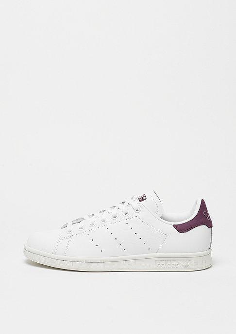 adidas Stan Smith ftwr white/ftwr white/maroon