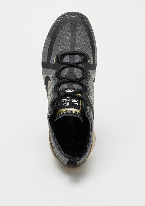 NIKE Running Air VaporMax 2019 black/black/metallic gold