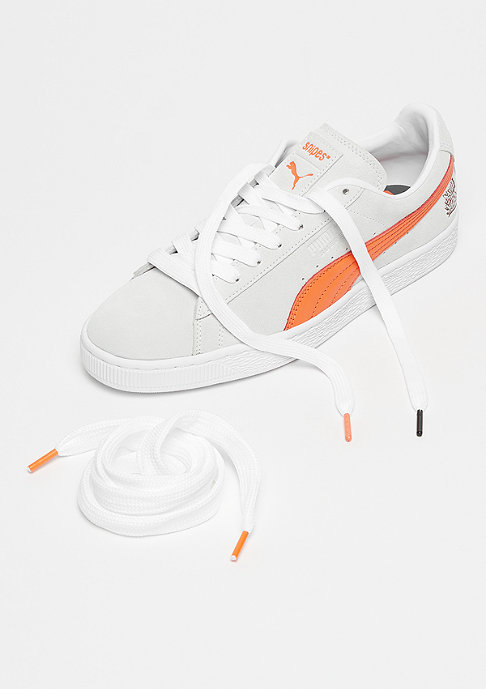 Puma Puma x Snipes Battle of the Year Suede Classic puma white/orange popsicle