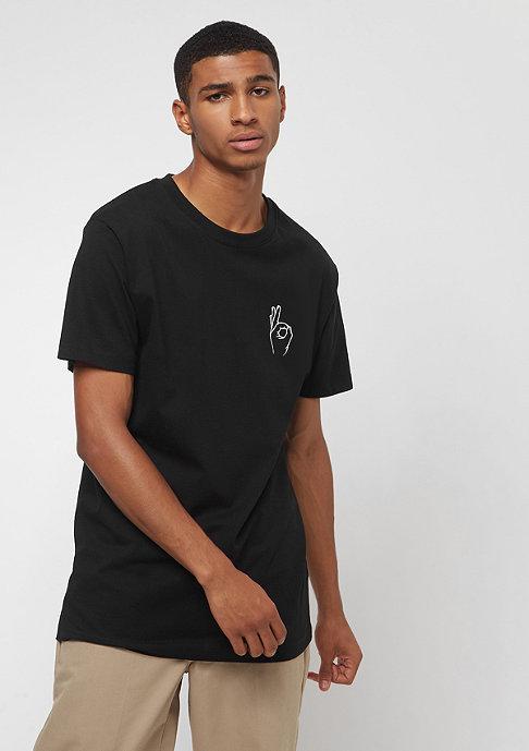 Mister Tee Easy black