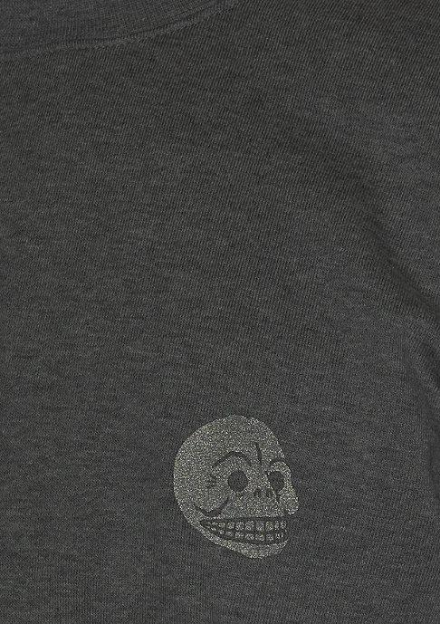 Cheap Monday Worth Sweat Tiny Skull grey