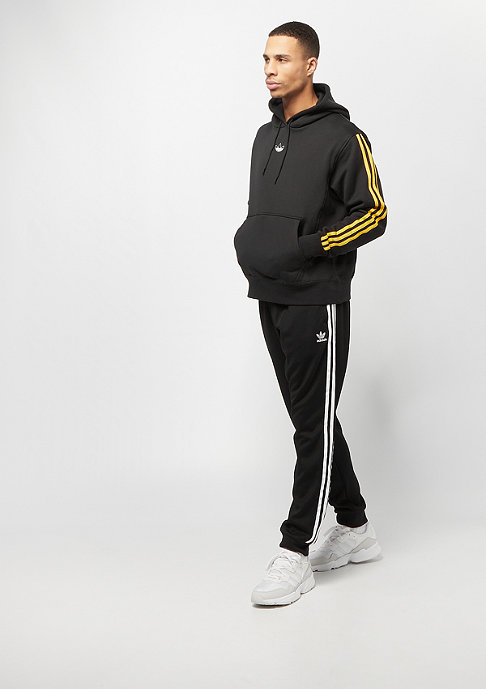 adidas FT BBall Hoody black/bold gold
