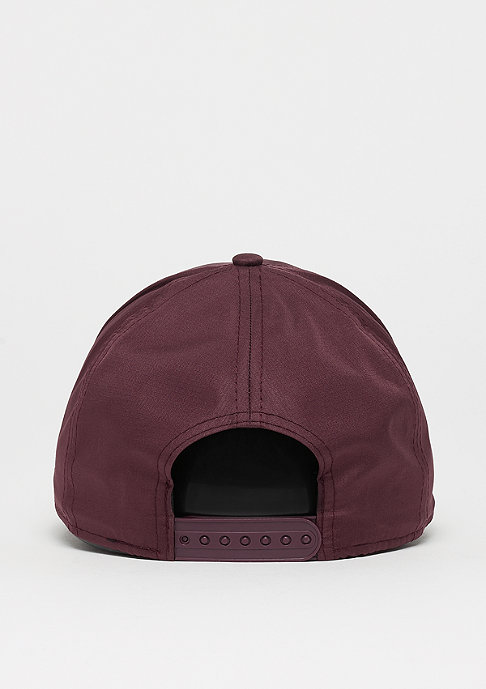 New Era A-Frame MLB Los Angeles Dodgers Ripstop maroon/optic white